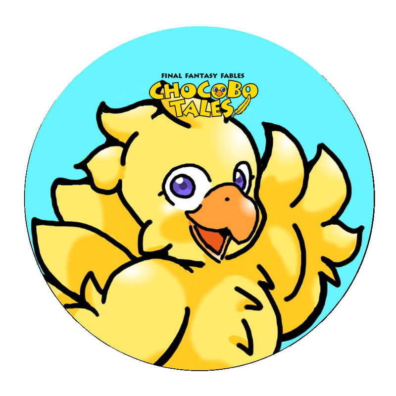 Badge Chocobo (Chocobo Tales)