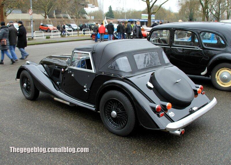 Morgan plus 4 convertible (Retrorencard fevrier 2014) 02