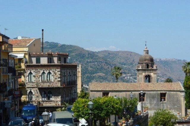 Iglesia San Pancracio - Taormina - Sicile