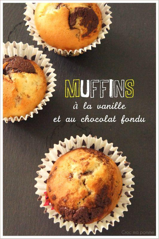 muffins vanille choco 1