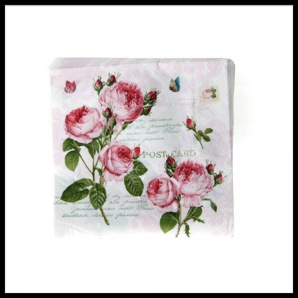 ambiances et styles serviettes papier