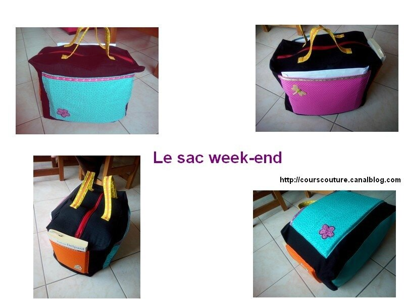 le sac week-end