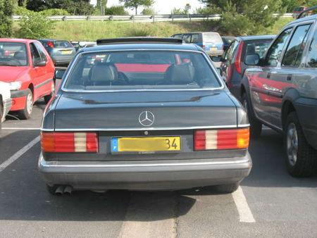 Mercedes560SECar