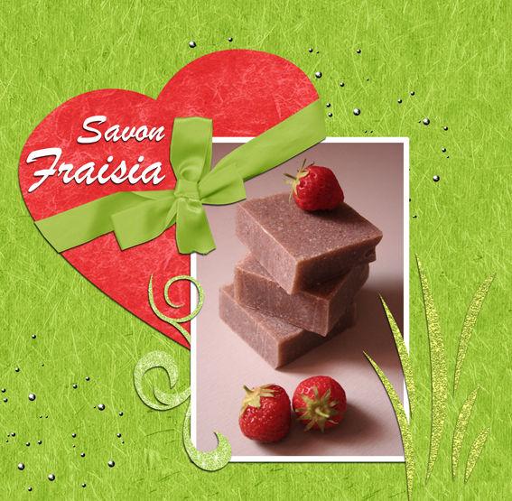 Savon_fraisia