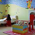 Une chambre de petite fille qui devient grande...