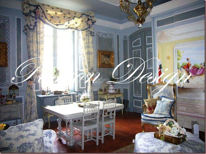 Esprit marie antoinette passion design provence - Vivre a salon de provence ...