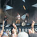 Red Goes Black - Vieilles Charrues 2014