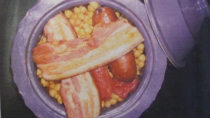 cocido pot au feu espagnol les petits plats de marinette