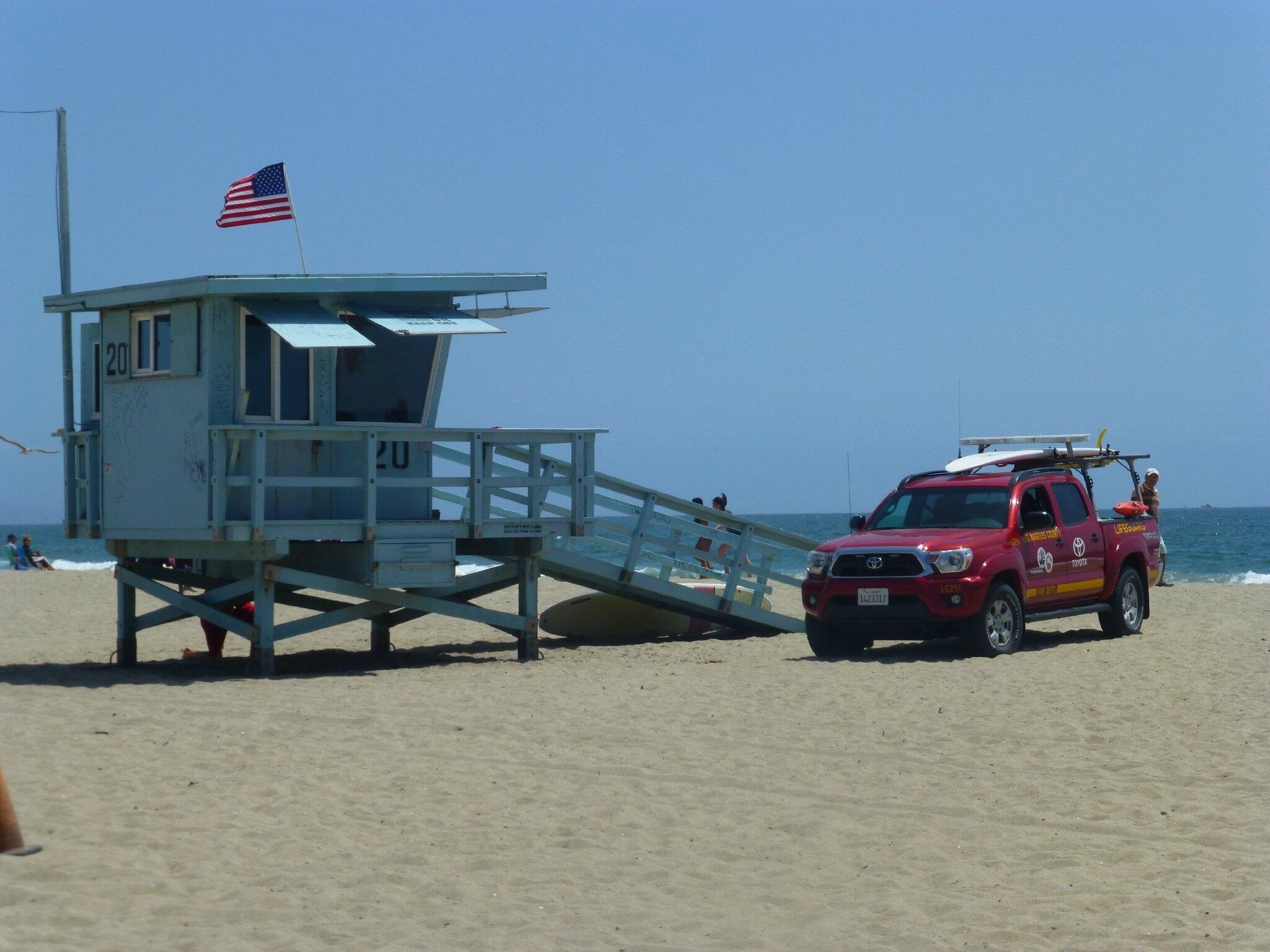 Santa Monica & Venice Beach (149)