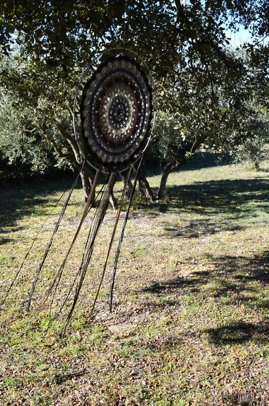 attrape rêve-mandala-crochet-La chouette bricole (7)