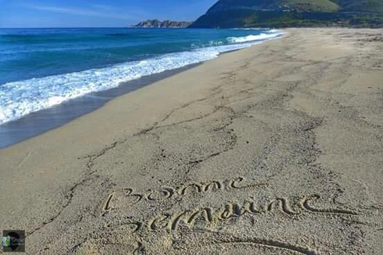plage Corse blog