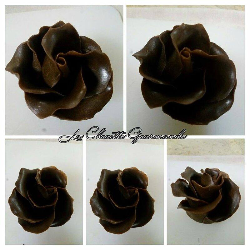 rose choco