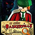 Le chien des baskerville (playmobil) - richard unglik