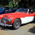 Austin healey 3000 MKII convertible (Retrorencard juin 2010) 01