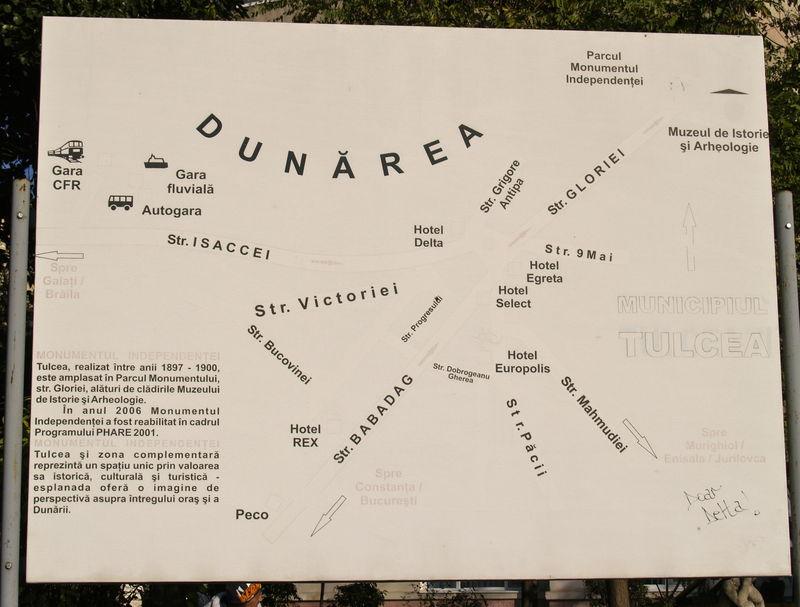 Un plan urbain