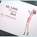*My Little Beauty Box by ... Monoprix ! *