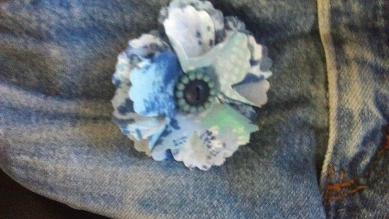 photo sac fleur