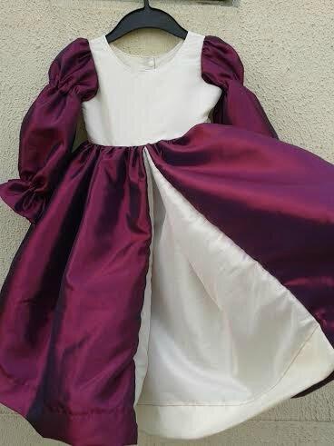 robe ouverte