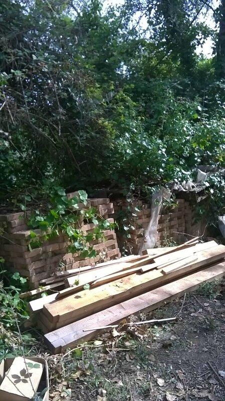pavés pour la terrasse