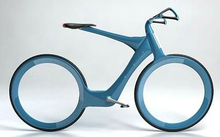 Bicyclette intelligente conçue par Chris Boardman