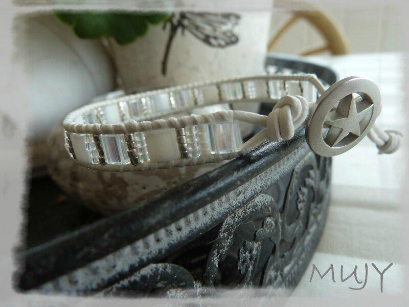 bracelet wrap1 tour blanc