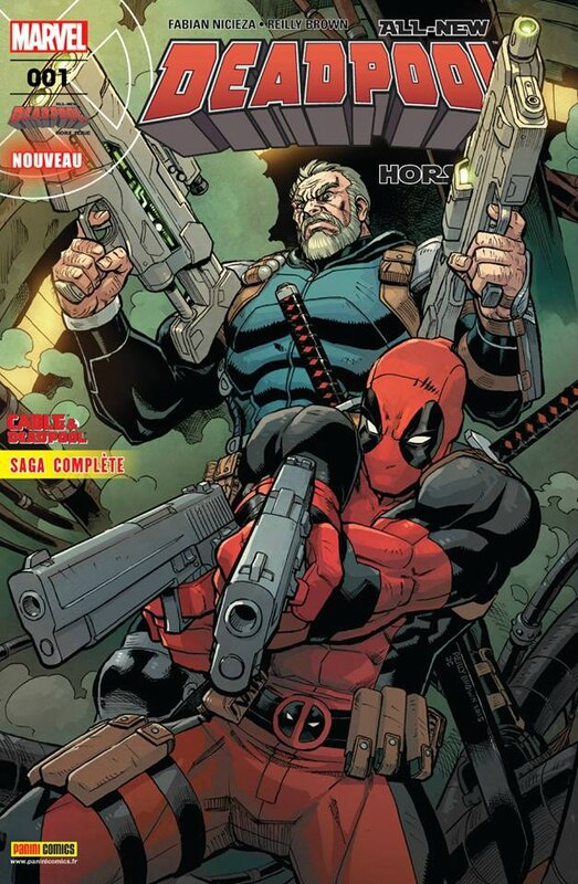 all new deadpool hs 01 cable & deadpool