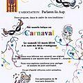 Tout savoir au sujet de carnaval .....