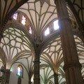 intérieur de la cathédrale ste Anne