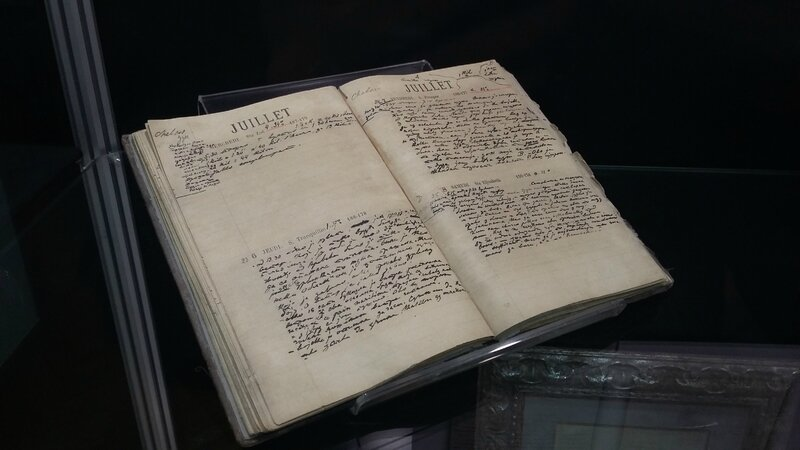 Journal de guerre Pierre Ier de Serbie