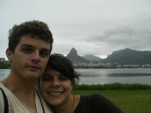 Me and Fernanda