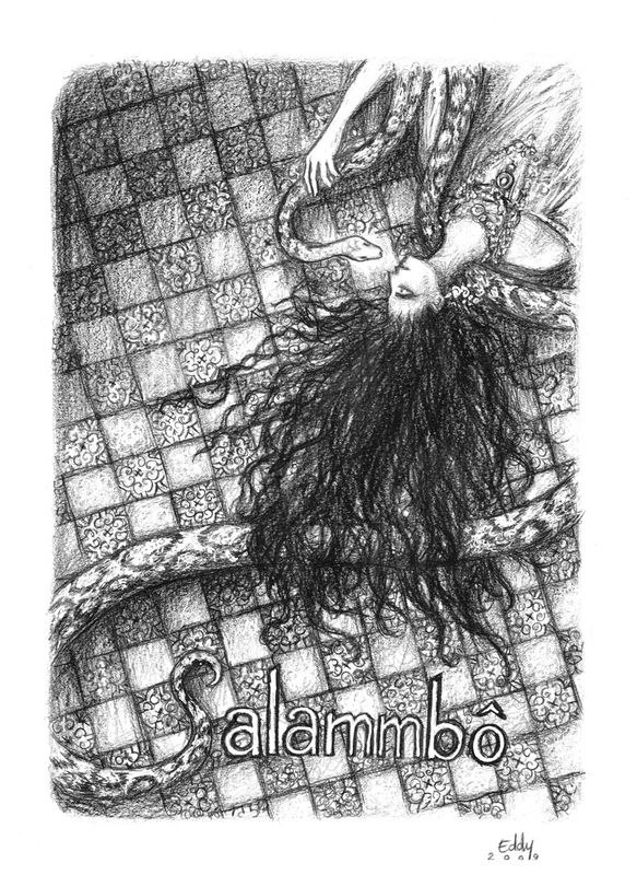Salammbô, par Eddy VACCARO