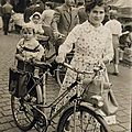 Tante Rose et oncle Gésuino années 60