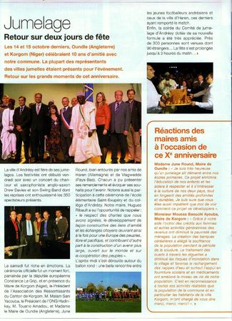 article journal municipal