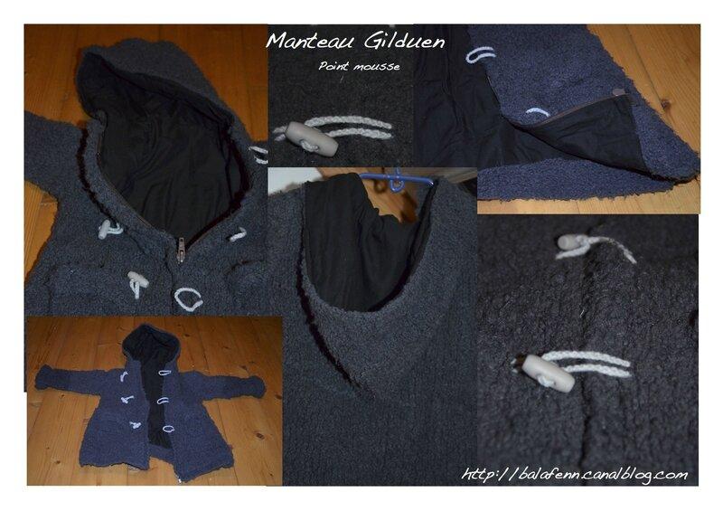 manteau Gilduen