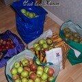 Que de pommes