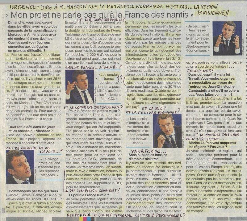 Macron OF 2