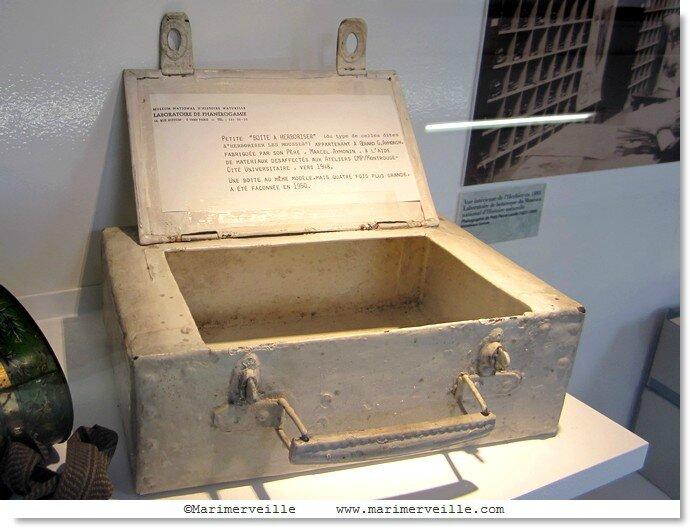 boîte d'herboriste année 50