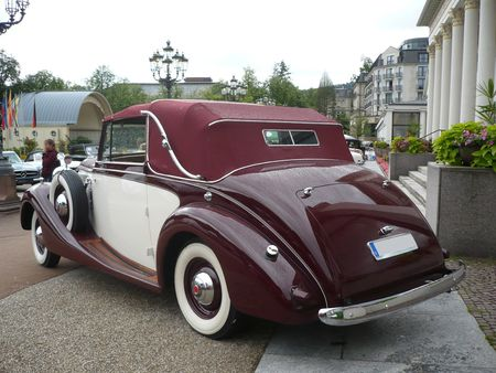 PACKARD Six convertible 1938 Baden Baden (2)