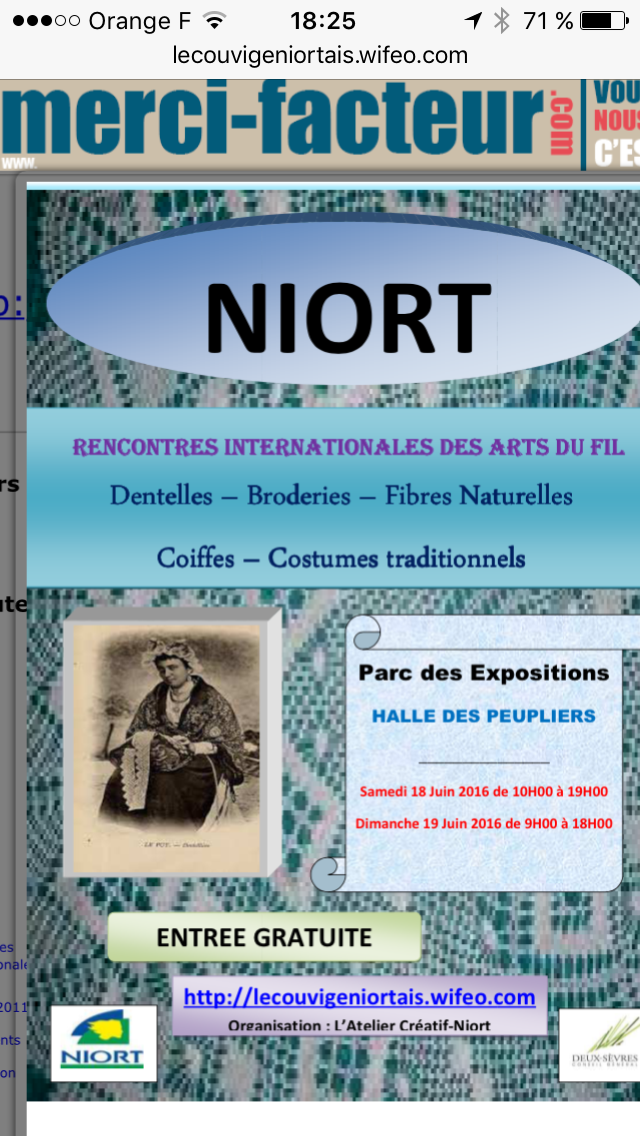 Rencontres photo niort