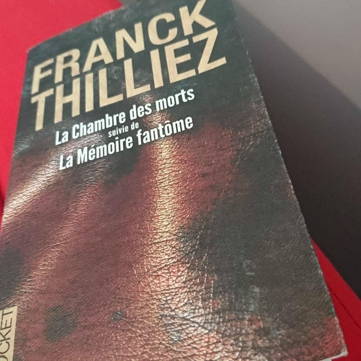 La m moire fant me de franck thilliez salhuna - La chambre des morts franck thilliez ...