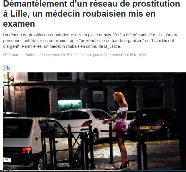 Prostituée avenue louise bruxelles