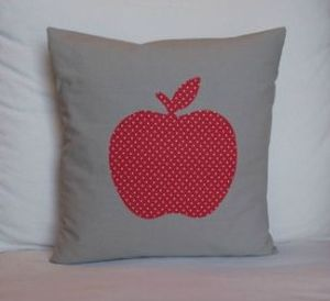 coussin pomme 1