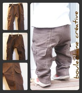 1collage pantalon lin T&N JCA