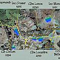 Croix de belledonne 2926 m en automne