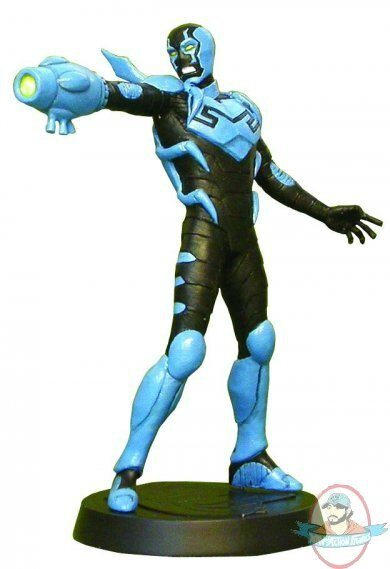 eaglemoss DC blue beetle modern