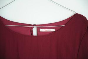 robe camaïeu détail