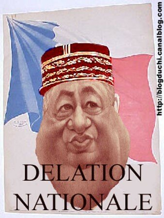 Larcher delation