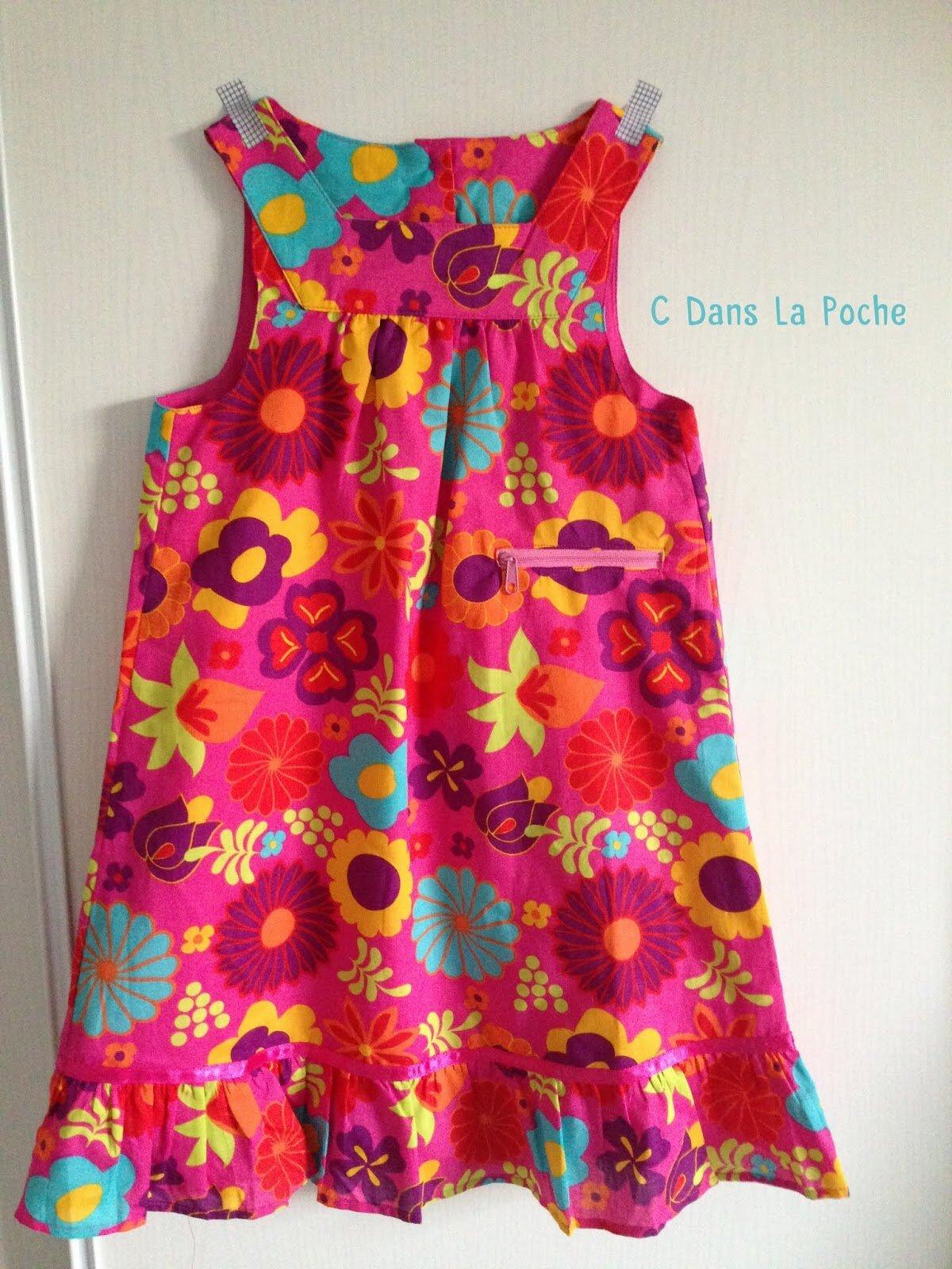 Des petites robes pour Janelle