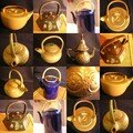 Thés, tasses, théières...