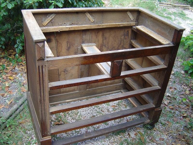 meuble d tourn cottage so chic. Black Bedroom Furniture Sets. Home Design Ideas